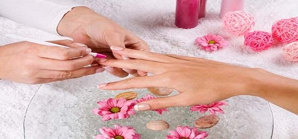 Basic Manicure and Basic Pedicure