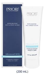 Invigorating Face & Body Scrub