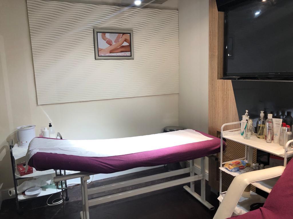 Private Treatment Area